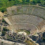Efes Antik Kenti - Antik Tiyatro