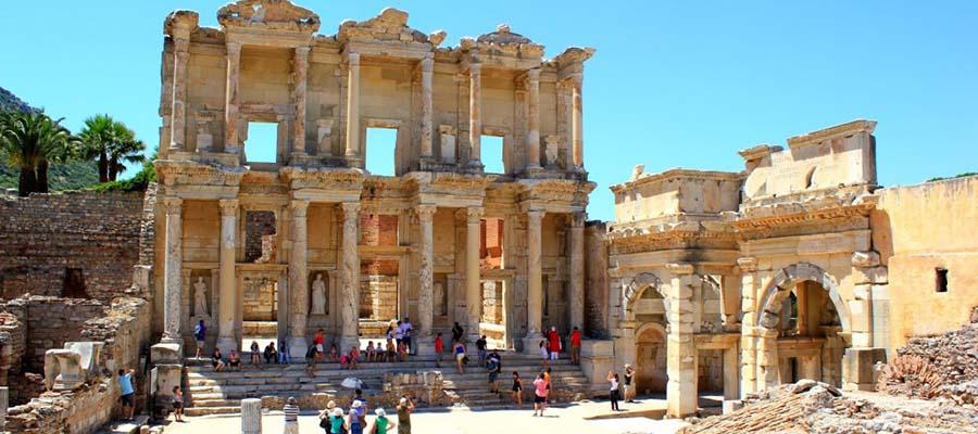 Efes Antik Kenti - Genel