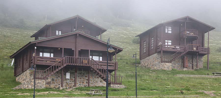 Türkiye'nin En Güzel Dağ Evleri - Birun Kümbet