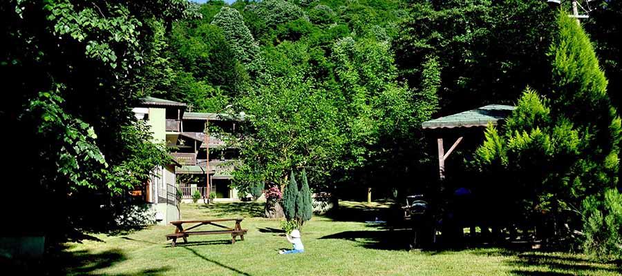 Türkiye'nin En Güzel Dağ Evleri - Boğaziçi Butik Otel - Manzara