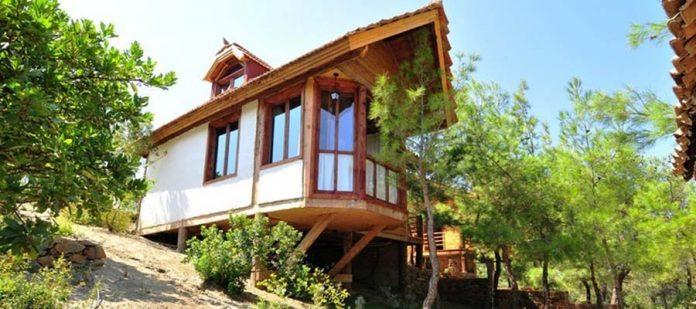 Türkiye'nin En Güzel Dağ Evleri - Kayserkaya Dağ Evleri