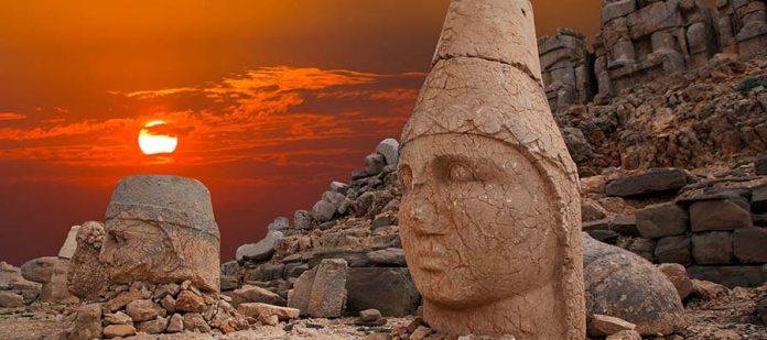 En İyi Fotoğraf Yerleri - Nemrut Dağı