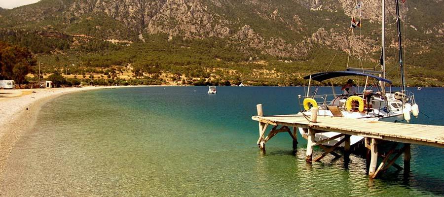 Türkiye'nin En İyi Sürüş Yolları - Akyaka - Akbük Koyu