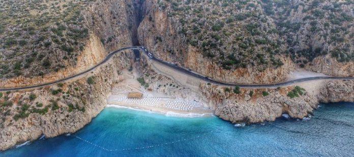 Türkiye'nin En İyi Sürüş Yolları - Finike - Kaş