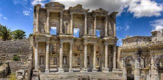 Efes Antik Kenti - Kapak