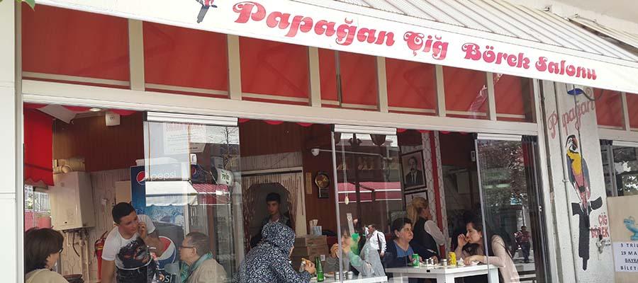 Anadolu'nun İncisi Eskişehir'in Gezi Rehberi - Çiğ Börek - Papağan