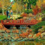 Anadolu'nun İncisi Eskişehir'in Gezi Rehberi - Japon Bahçesi