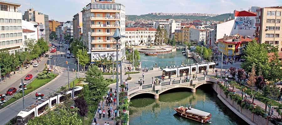 Eskişehir Gezi Rehberi - Genel