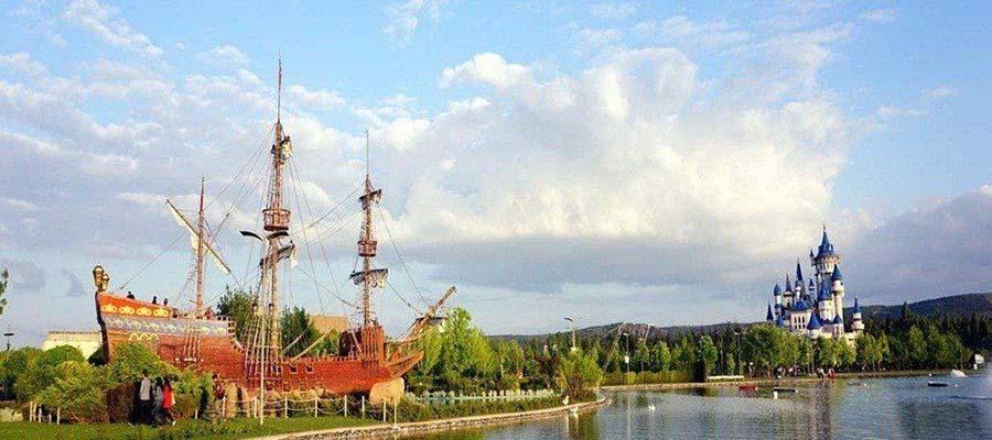 Anadolu'nun İncisi Eskişehir'in Gezi Rehberi - Korsan Gemisi