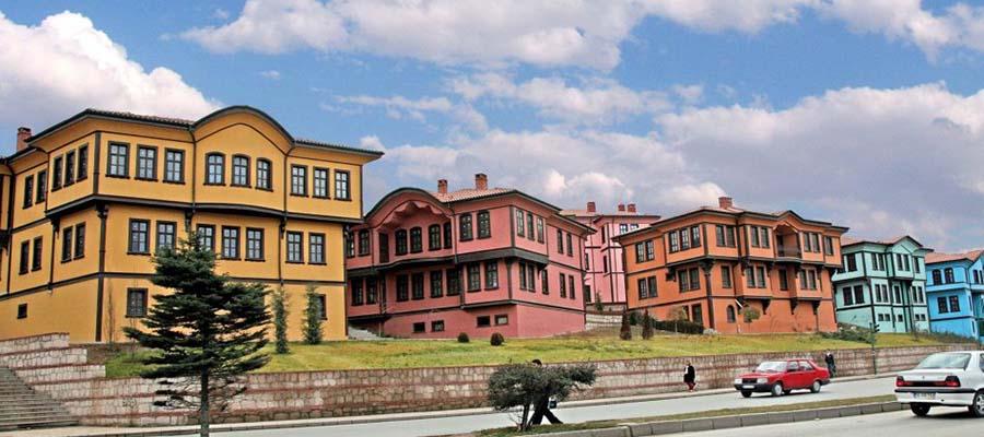 Anadolu'nun İncisi Eskişehir'in Gezi Rehberi - Odunpazarı - Renkli
