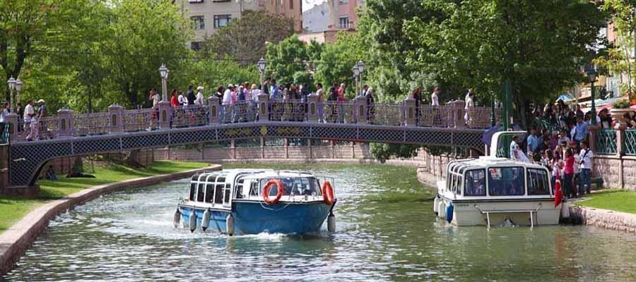 Anadolu'nun İncisi Eskişehir'in Gezi Rehberi - Porsuk Çayı