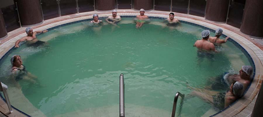 Eynal Kaplıcaları - Havuz