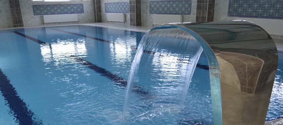 Eynal Kaplıcaları - Termal Havuz
