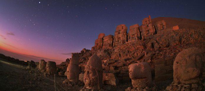 Tanrılar ve Kralların Gizemli Dağı Nemrut - Yıldızlar