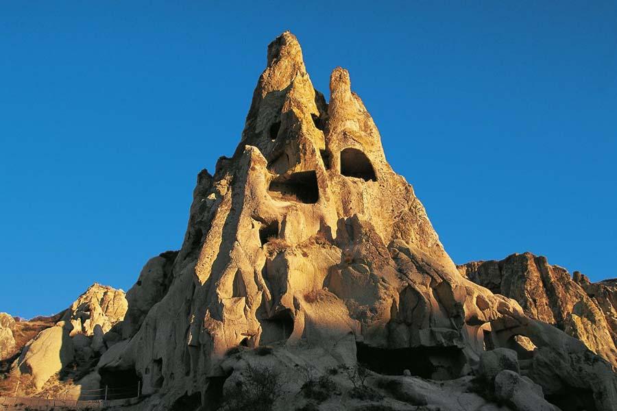 Mutlaka Görmeniz Gereken Yerler - Kapadokya