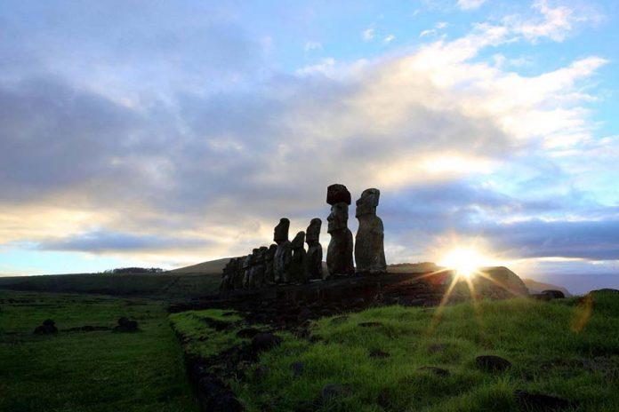Mutlaka Görmeniz Gereken Yerler - Paskalya Adası