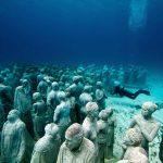 Mutlaka Görmeniz Gereken Yerler - Su Altı Heykel Parkı