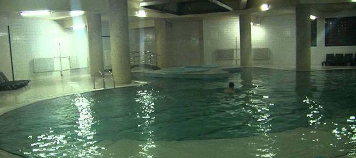 Havza Kaplıcaları - Termal Havuz
