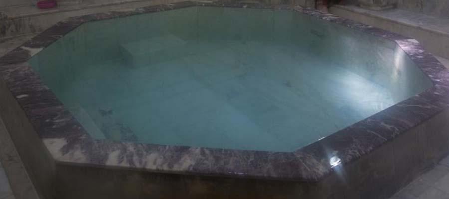 Havza Kaplıcaları - Havuz