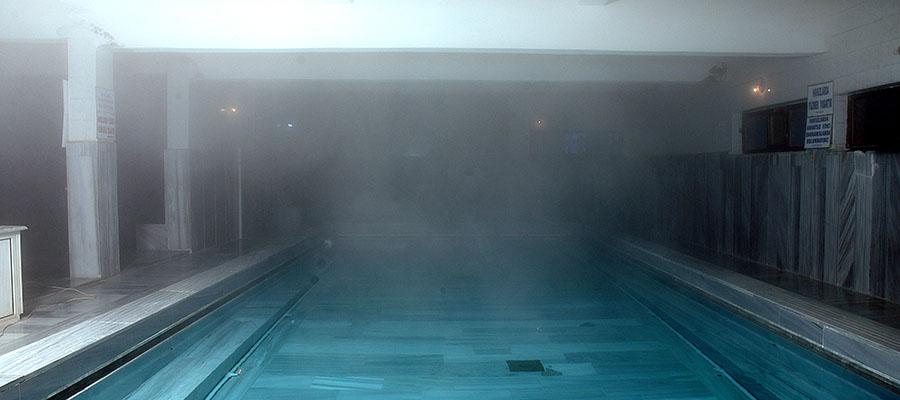 Haymana Kaplıcaları - Sıcak Havuz