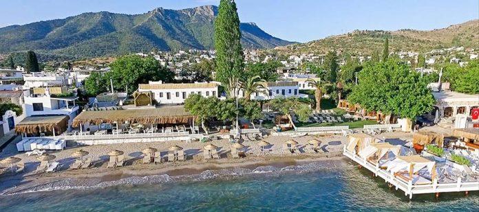Hayvan Dostu Bodrum Otelleri - Daphnis Hotel
