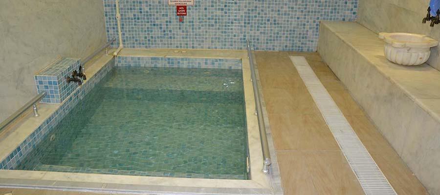 Hudai Kaplıcaları - Termal Havuz