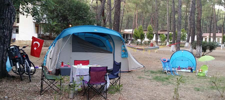 Türkiye'nin En İyi Kamp Yerleri - Aktur Camping