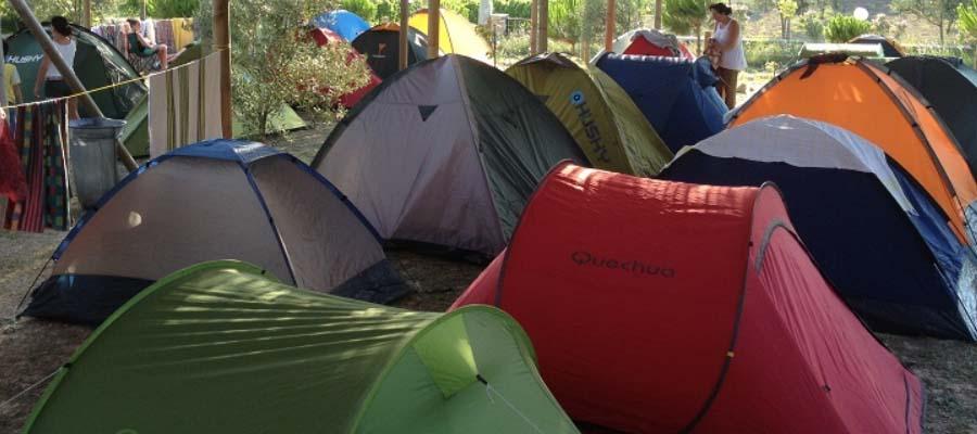 Türkiye'nin En İyi Kamp Yerleri - Bozcaada Camping
