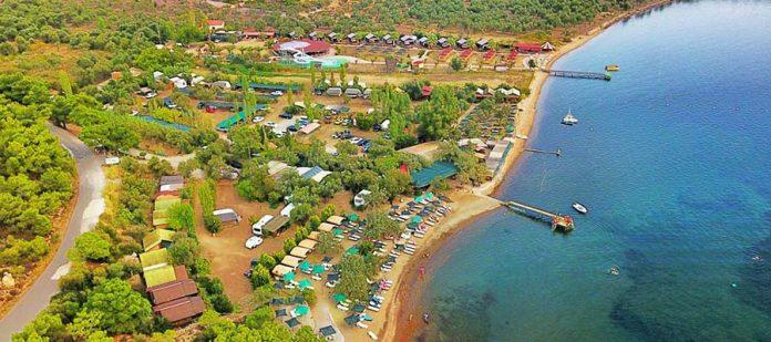 Türkiye'nin En İyi Kamp Yerleri - Cunda Ada Camping
