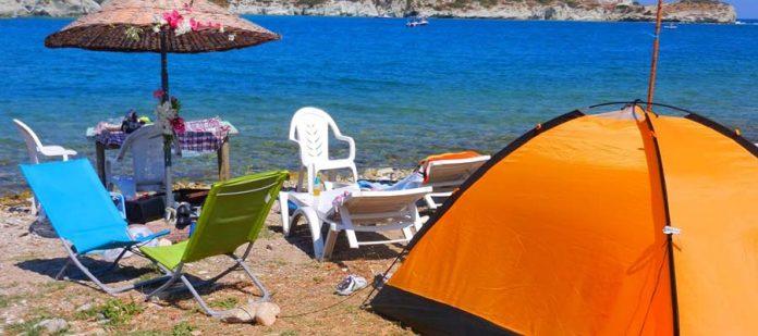 Türkiye'nin En İyi Kamp Yerleri - Deniz Camping