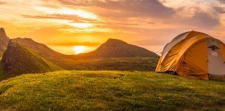 Türkiye'nin En İyi Kamp Yerleri - Kapak