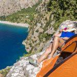 Türkiye'nin En İyi Kamp Yerleri - Kelebekler Vadisi