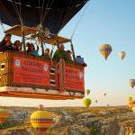 Kapadokya'da Balayı Tatili - Balon Turu