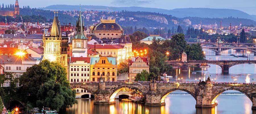 Kış Aylarında Gezilebilecek Yerler - Çekya - Prag - Genel