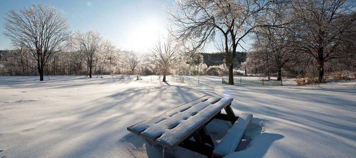 Kışın Tatile Çıkmak İçin 6 Neden - Kar Manzarası