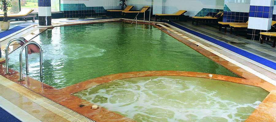 Kurşunlu Kaplıcaları - Termal Havuz