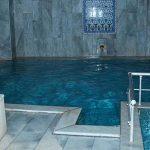 Kütahya Kaplıcaları - Kapalı Termal Havuz