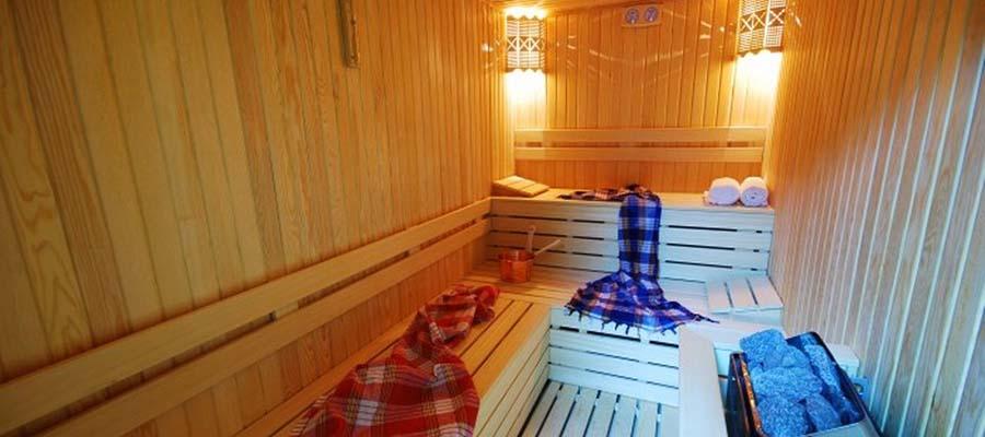 Kuzuluk Kaplıcaları - Sauna