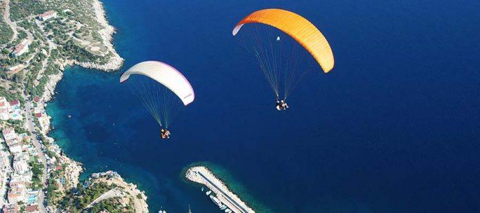 La Kumsal Otel - Yamaç Paraşütü