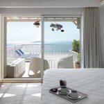 La Kumsal Otel - Yandan Deniz Manzaralı Superior Oda