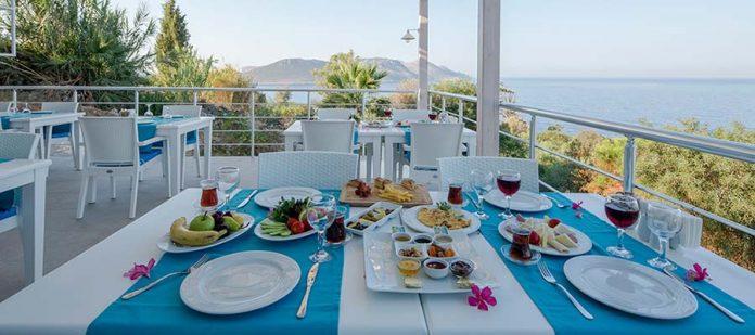 La Kumsal Otel - Yeme-İçme