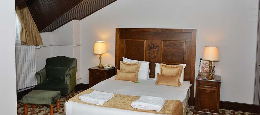 Le Chalet Yazıcı Hotel - Odalar