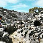 Likya Yolu Turu - Olympos Antik Kenti