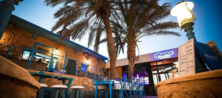 Lord's Palace Hotel - Khephal Balık Restoranı