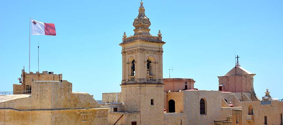 Akdeniz'in Küçük Adası Malta - Büyük Üstadlar Sarayı