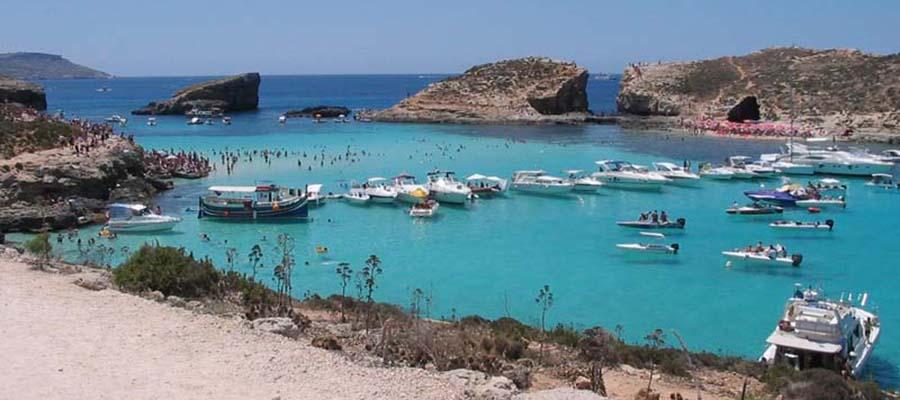 Akdeniz'in Küçük Adası Malta - Gozo Adası
