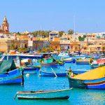Akdeniz'in Küçük Adası Malta - Kapak