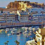 Akdeniz'in Küçük Adası Malta - Şehir