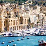 Akdeniz'in Küçük Adası Malta - Slimea