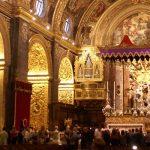 Akdeniz'in Küçük Adası Malta - St. John Katedrali